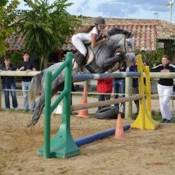 cours de cheval à Gignac