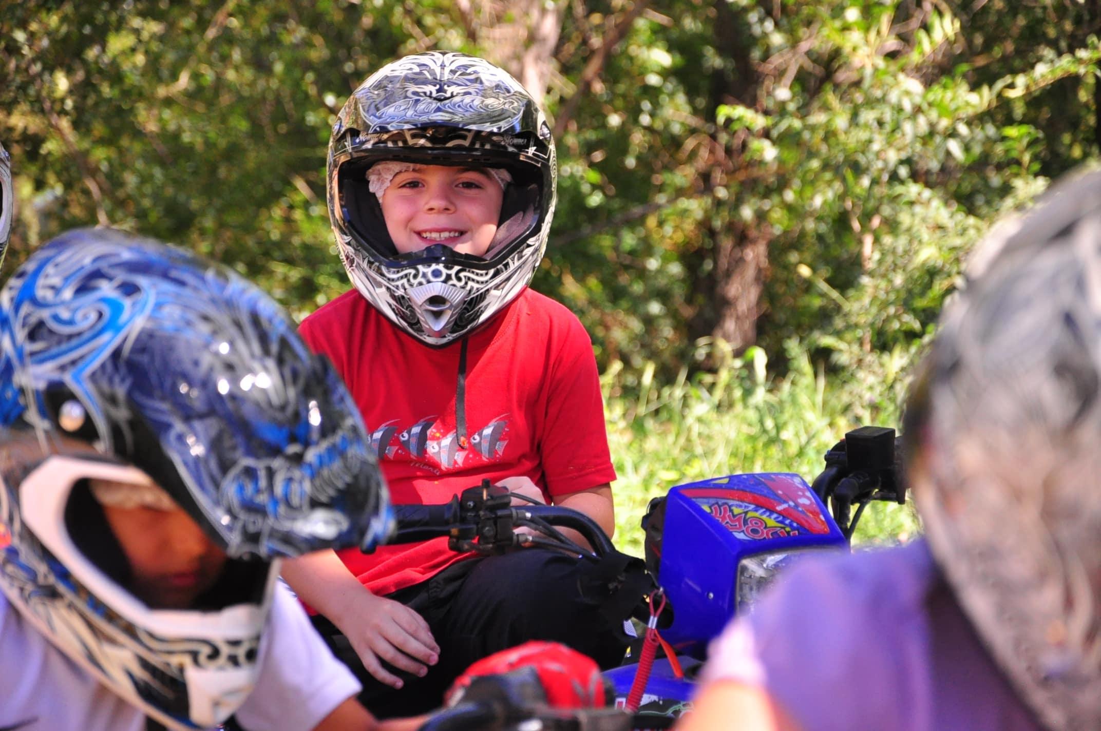 motocross centre de vacances dans l'Hérault