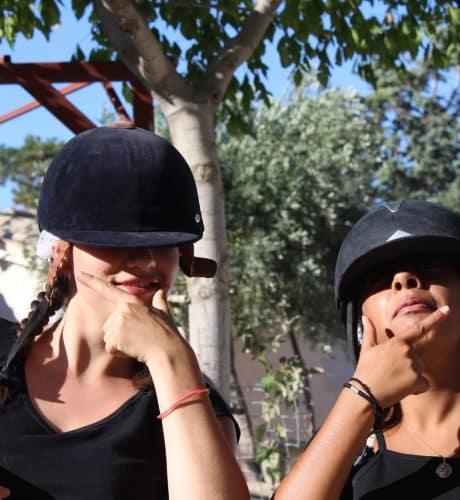 séjour équitation ados Hérault