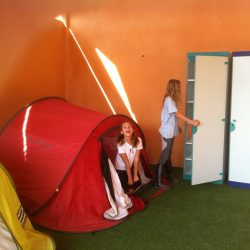 tentes 2 ou 3 places colos enfants