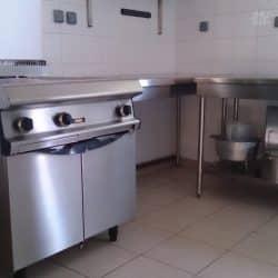 cuisine des Espaces restauration au clos d'Alice