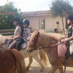 cours d'équitation hérault