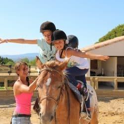 séjour équitation au Clos d'Alice