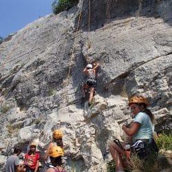 Sports de grimpe