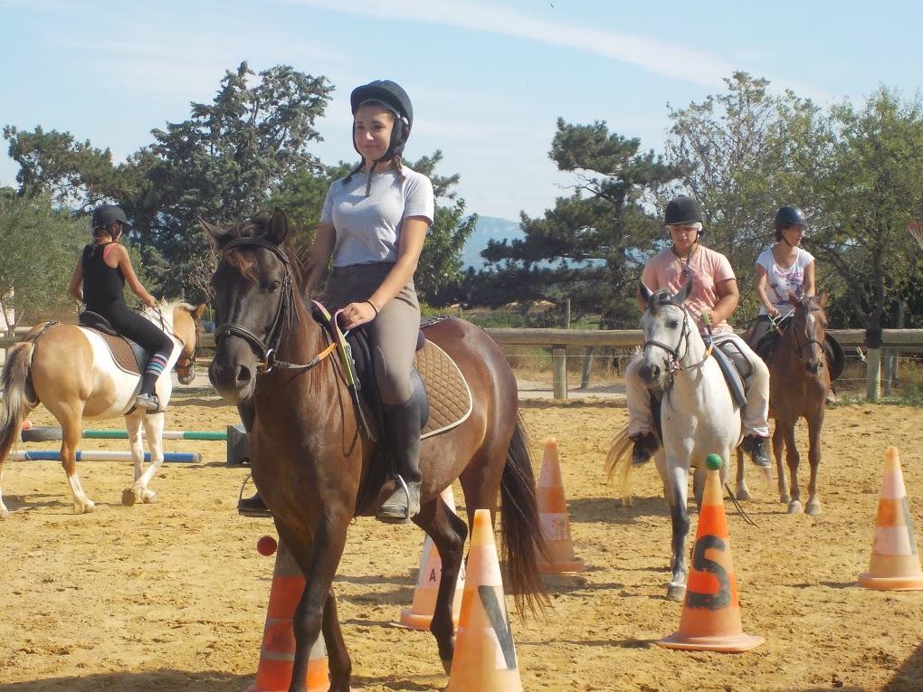 centre équestre hérault cours équitation