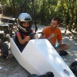 caisse à savon séjour quad enfant Hérault