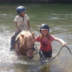 séjour équitation au Pouget dans l'Hérault