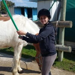 equitation vacances de Pâques au Clos d'Alice