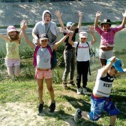 activité nature en colonie de vacances Hérault