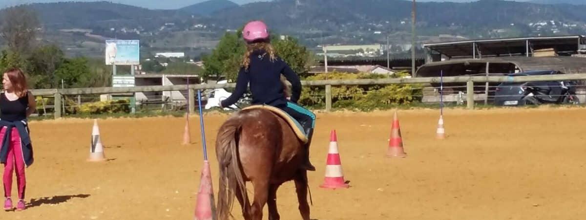 séjour poney dans l'Hérault