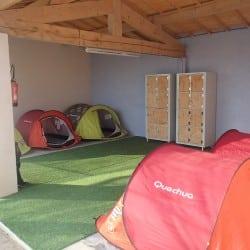 hébergement au centre de vacances du Pouget