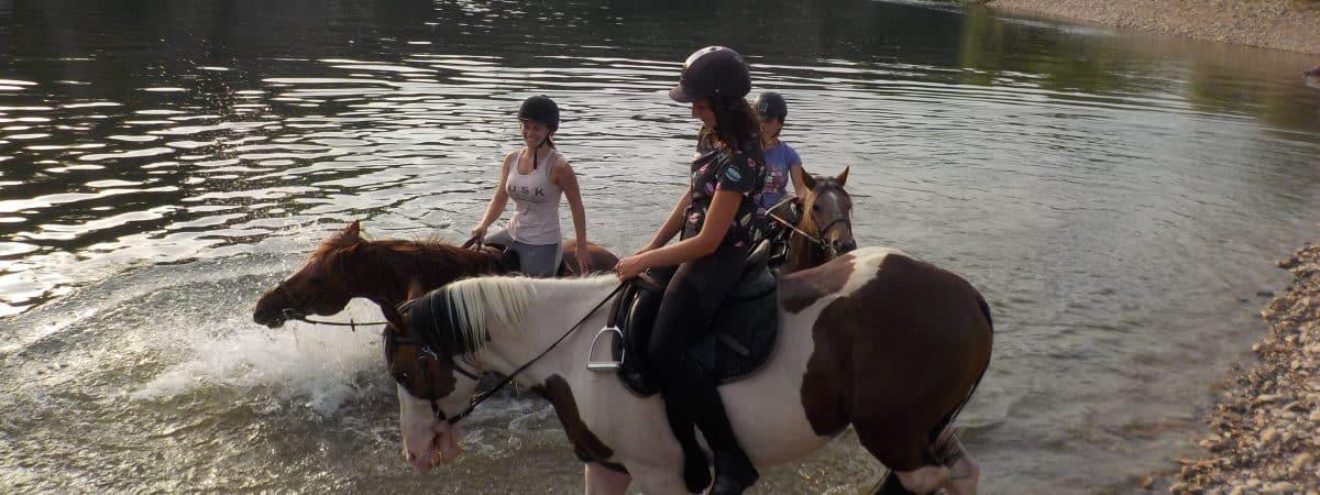 randonnée à cheval Hérault