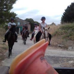 equitation centre équestre du Pouget