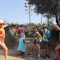 activités ludiques en centre de vacances de l'Hérault