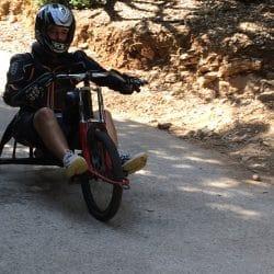 activités mécaniques en colo dans l'Hérault