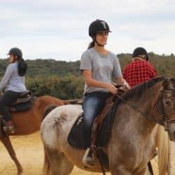 séjours équestres ados Gignac