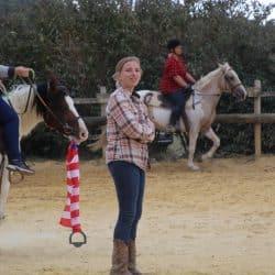 activité cheval Gignac