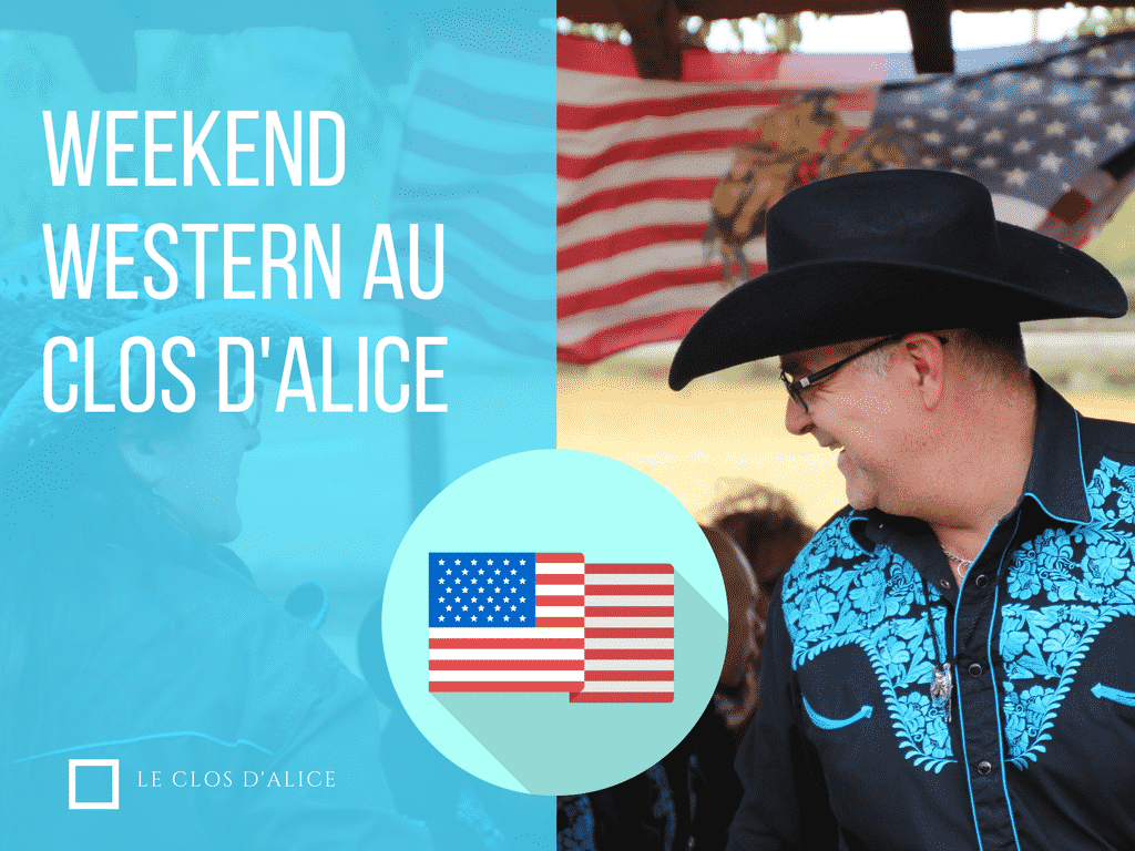 weekend western Clos d'Alice