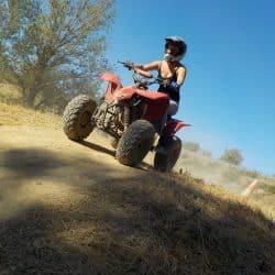 Activité quad et moto