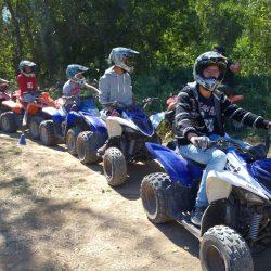 activité quad centre de vacance Hérault