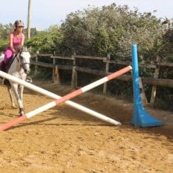 séjour poney au Pouget