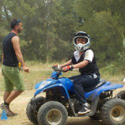 séjour découverte quad Hérault