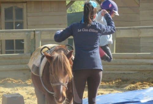 équitation centre de vacance Hérault