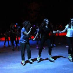Soirée Roller dance séjour enfant Hérault