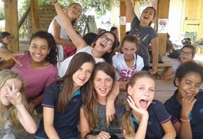 l'équipe du centre de vacance Clos d'Alice