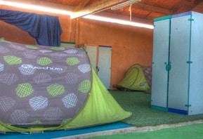 hébergement camping au Clos d'Alice