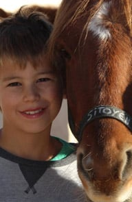 Séjours équestres pour enfants Hérault
