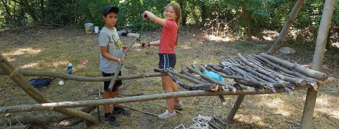 Construction en Séjour enfant Hérault Occitanie