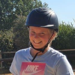 Séjour équitation sourire enfant