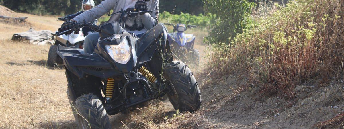 Séjour Moto Ados Hérault Occitanie