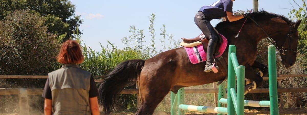 Exercice Equitation Hérault
