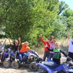 Colonie de vacances Quad - Hérault Occitanie