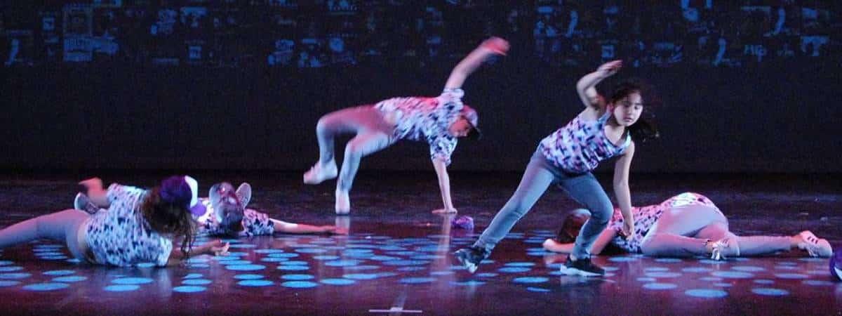 colonie séjour danse