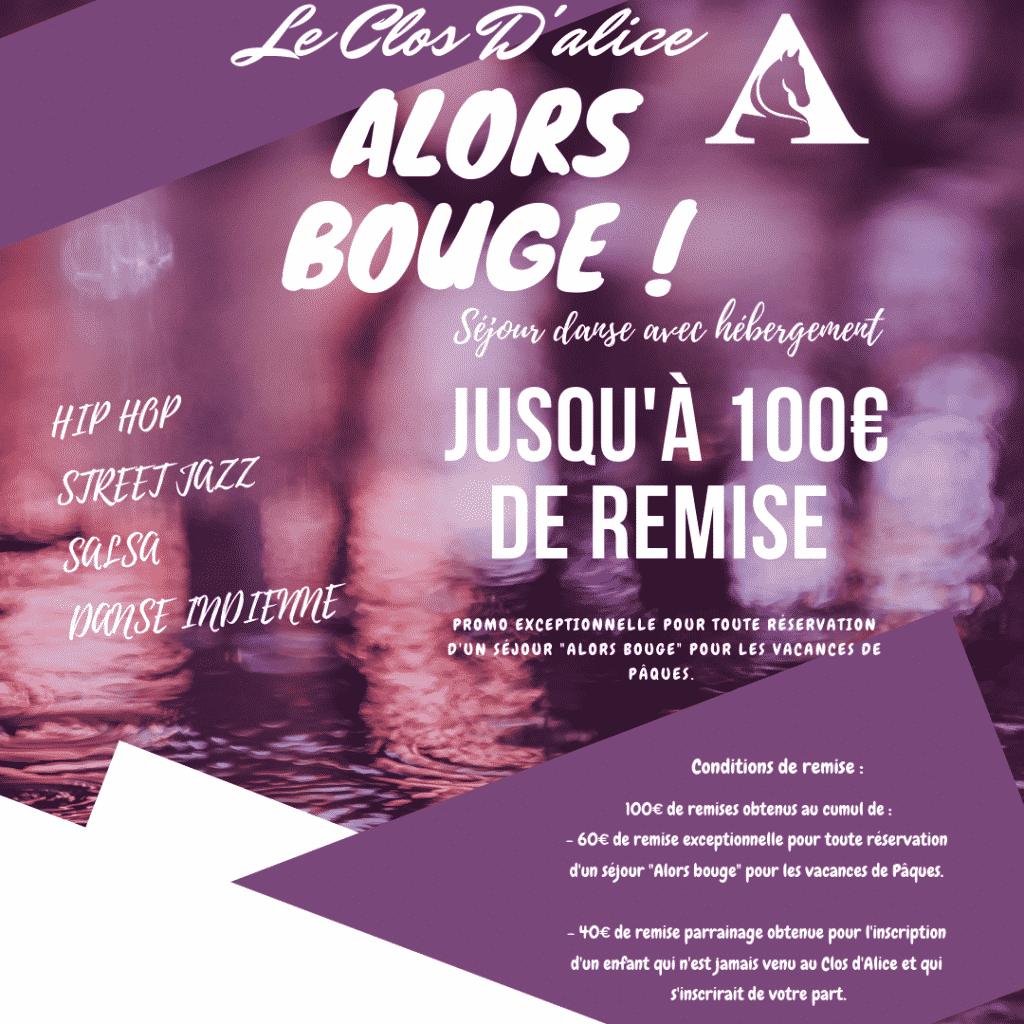Promo séjour Danse enfant Hérault