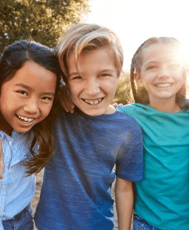 Séjour multi-activité sourire enfant